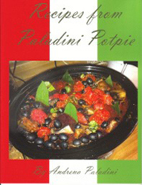 Buy Recipes from Paladini Potpie - $7.95