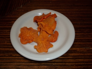 Dried Fuyu Persimmons