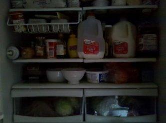 dark fridge